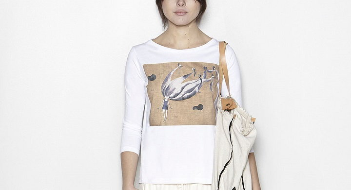 hoss intropia camisetas solidarias