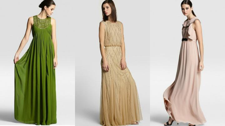 a157f72b9 Colección de vestidos primavera-verano 2015 de Tintoretto – Estilos ...