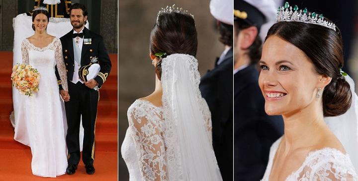 el vestido de novia de sofia hellqvist – estilos de moda – moda