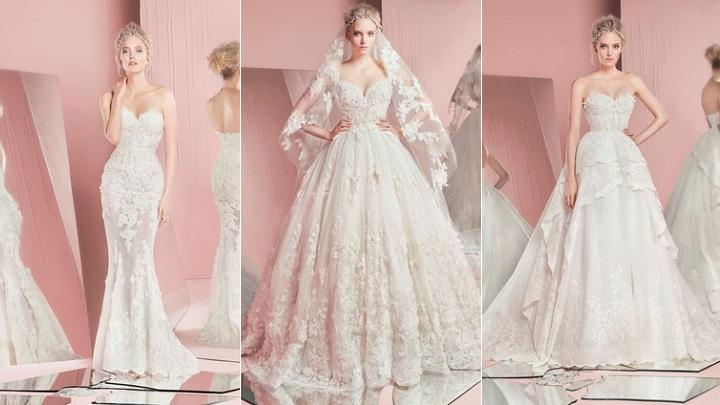 fd2e4cafa0 Vestidos de novia de Zuhair Murad 2016 – Estilos de moda – Moda ...