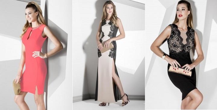 Catalogo vestidos de fiesta andrea