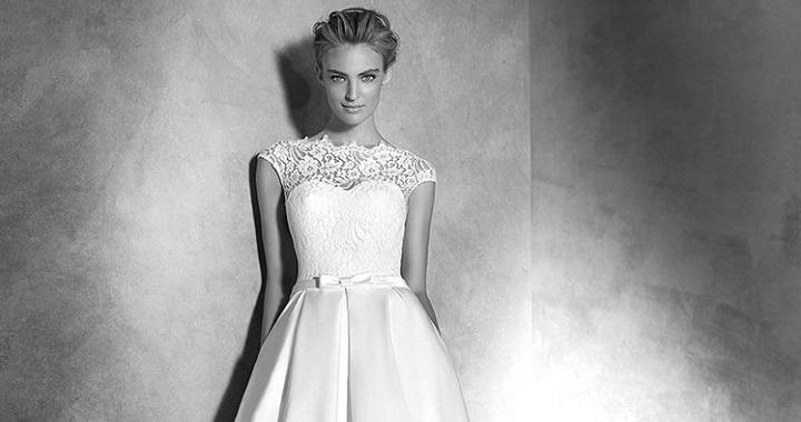 Vestidos novia atelier
