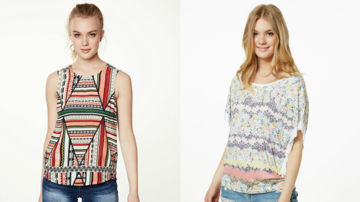 camisetas vero moda holiday