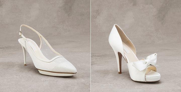 pronovias zapatos 20161