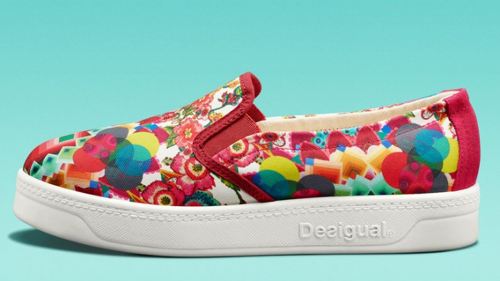 snakers desigual
