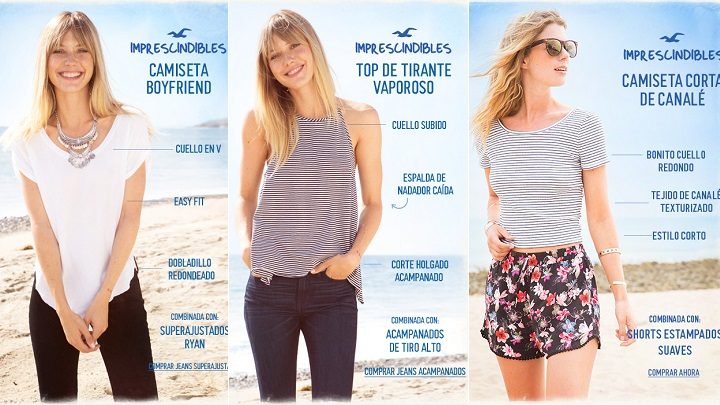 tops y camisetas hollister1