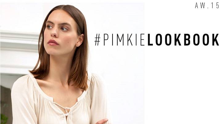 Pimkie primer lookbook 2015 2016