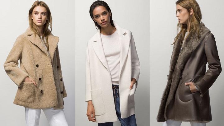 abrigos chaquetas massimo dutti 2015 2016