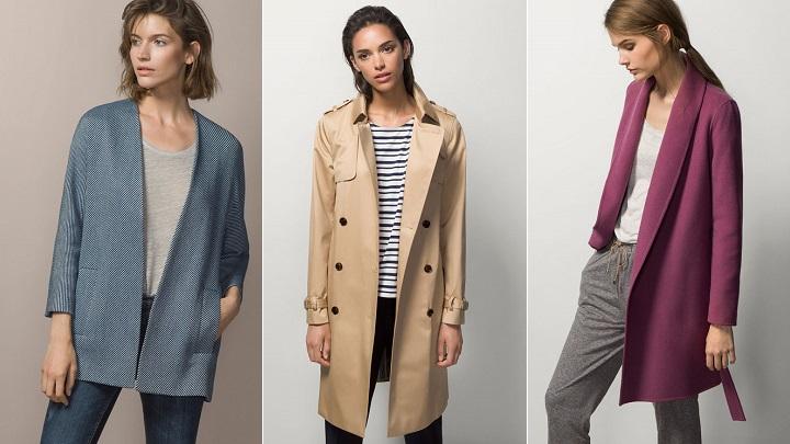 abrigos chaquetas massimo dutti 2015 20161