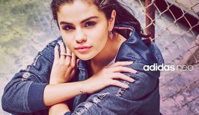 adidas neo 2015 2016 selena gomez