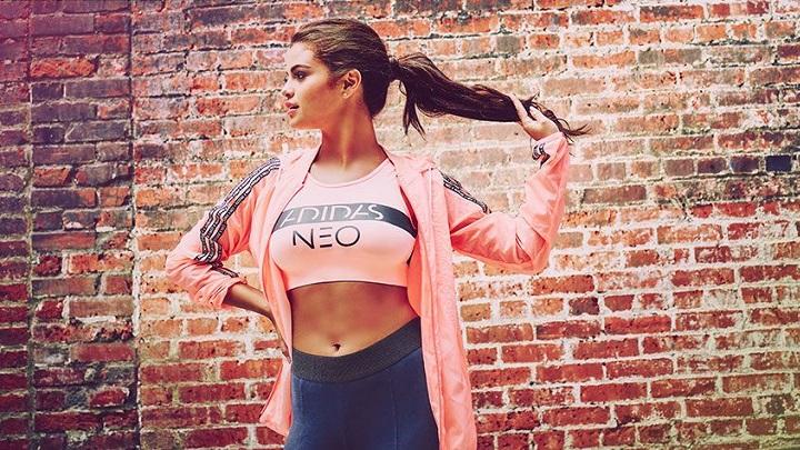 adidas neo 2015 2016 selena gomez1