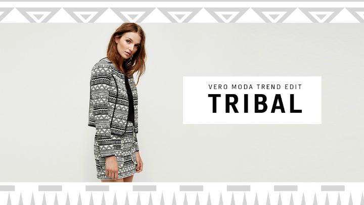 tribal vero moda