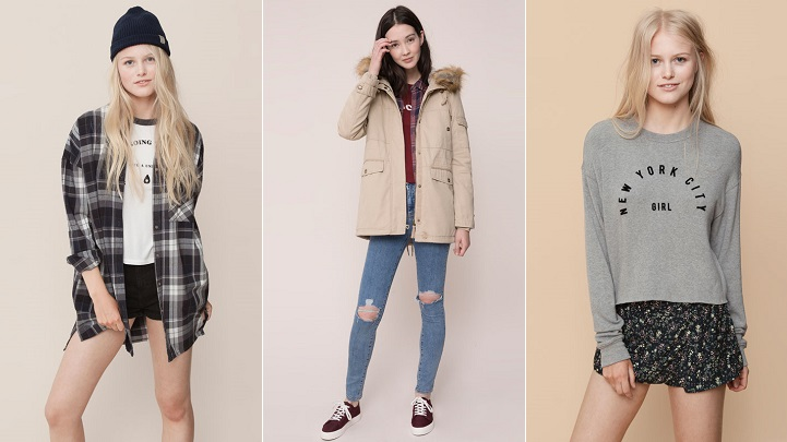 Back to School pull and bear