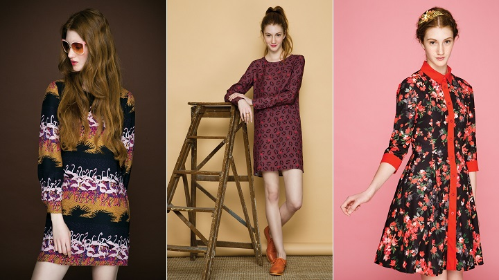Dolores Promesas OI 2015 2016 lookbook