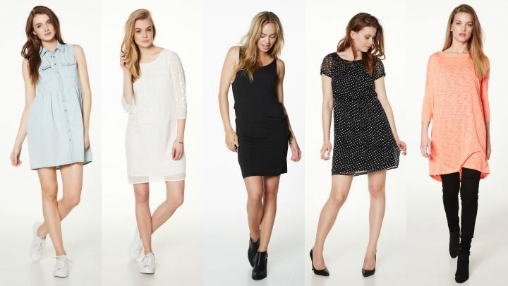 nuevos vestidos vero moda