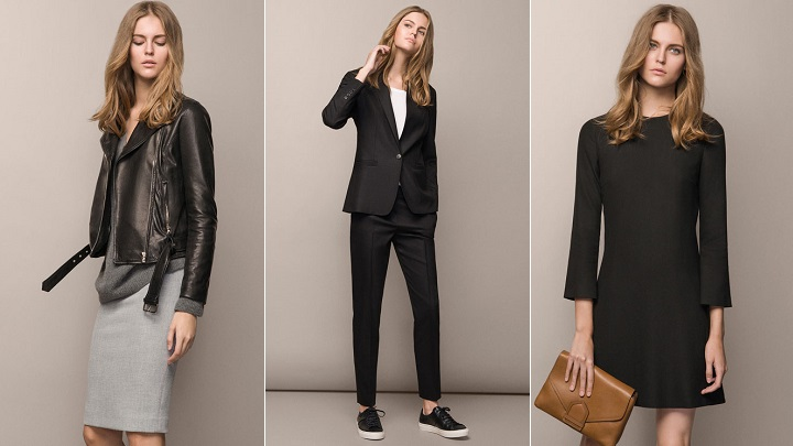 Back to work Massimo Dutti1