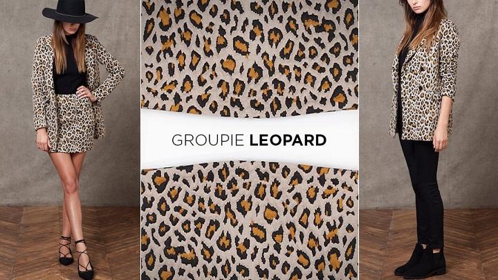 Groupie Leopard Stradivarius