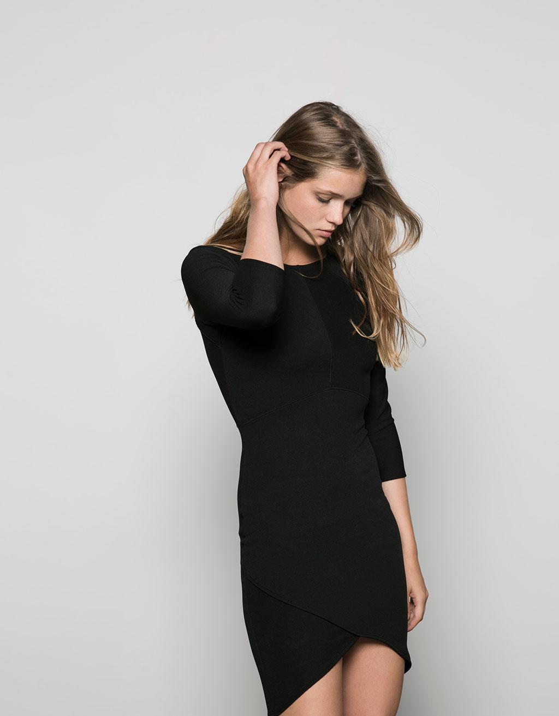 24e9bbcb49 Vestidos-Bershka-Otono-Invierno-2016-2017-vestido -terciopelo-espalda-aire-600x770