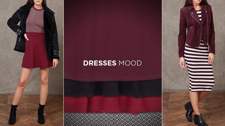 Dresses Mood Stradivarius