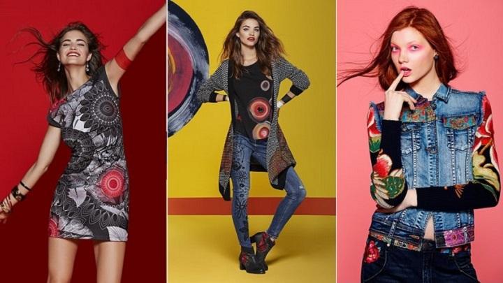 902d1765c47 Desigual – Página 3 – Estilos de moda – Moda
