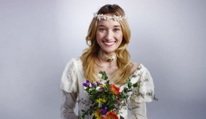 evolucion vestidos de novia