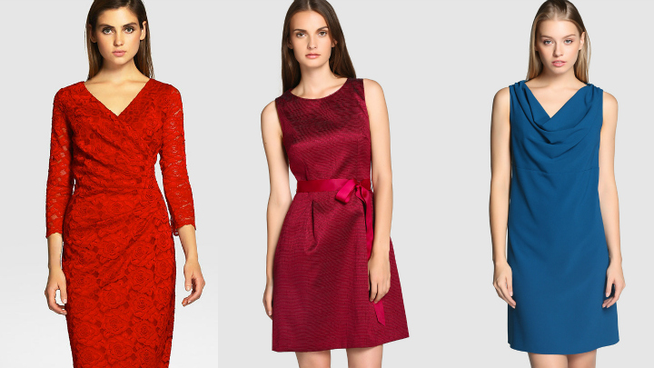 vestidos fiesta corte ingles 2015
