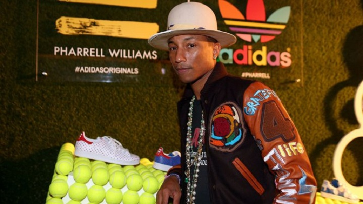Pharrel Williams adidas originals