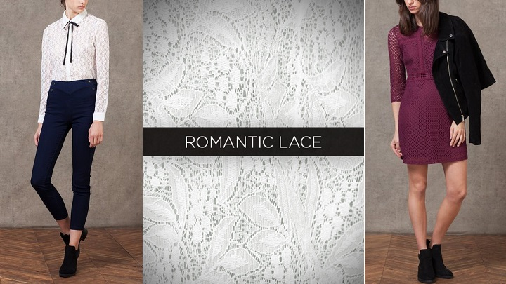 Romantic Lace Stradivarius