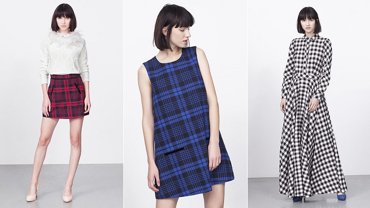 Tartan Collection Blanco is Back