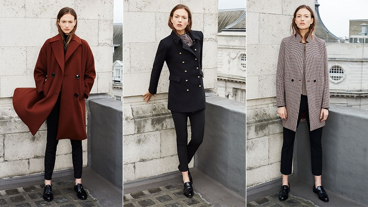 The Coat Edit Zara