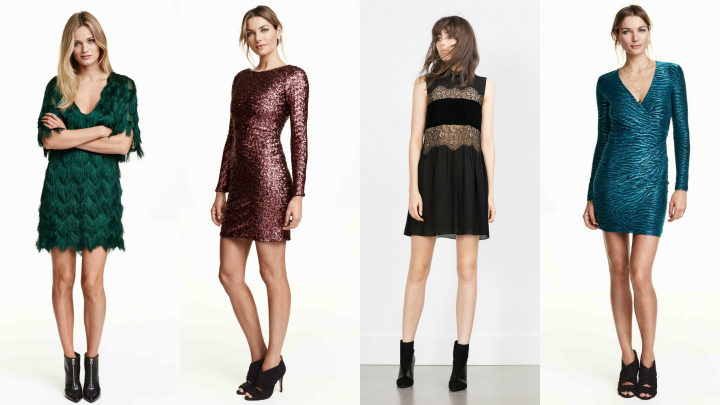 nochevieja 2016 vestidos moda