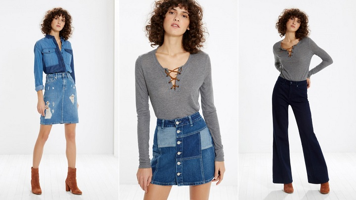 Patchwork Capsule Collection pepe jeans