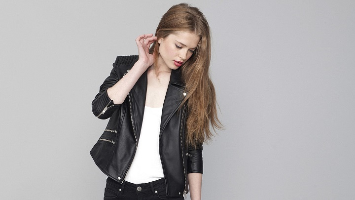 The Real Leather Collection Blanco