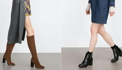 Zara botas 2016 invierno