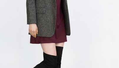 Zara botas 20161