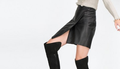 Zara botas 201613