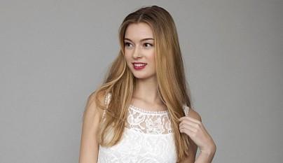 Blanco Vestidos 7