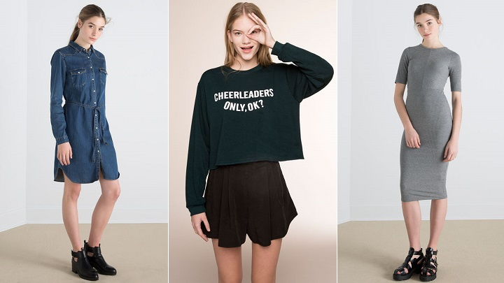 Pull and Bear online catalogo