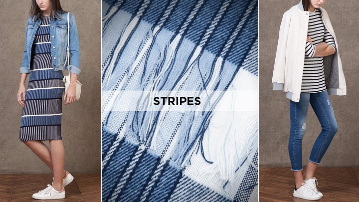 Stripes Stradivarius