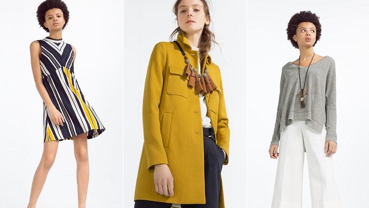 Zara Canary Stripes coleccion