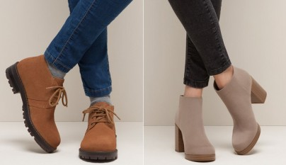 pull and bear botas y botines invierno