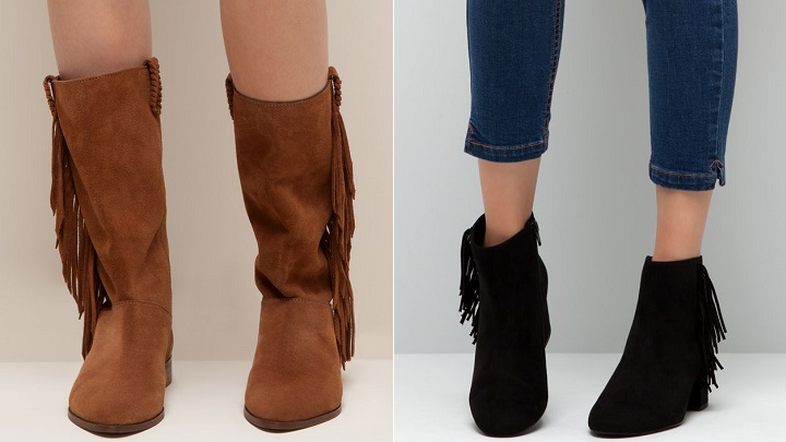 pull and bear botas y botines invierno1