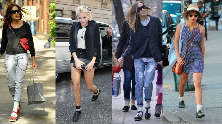 tendencia calcetines 2016