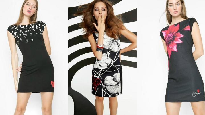 vestidos Desigual primavera1
