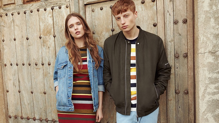 bershka febrero lookbook