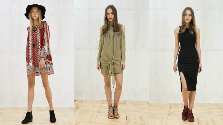 nuevos vestidos Bershka