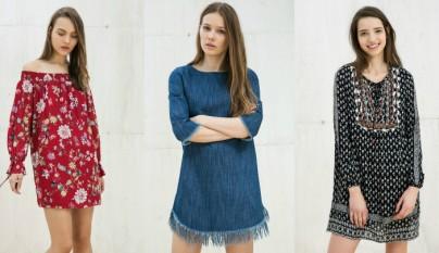 nuevos vestidos Bershka2