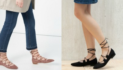 Lace Up Shoes tendencias1
