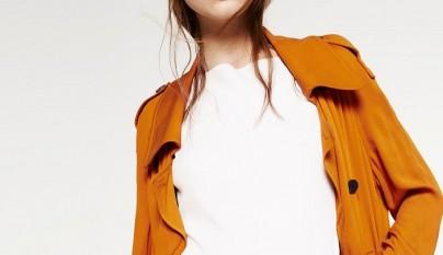Rusty Orange Zara