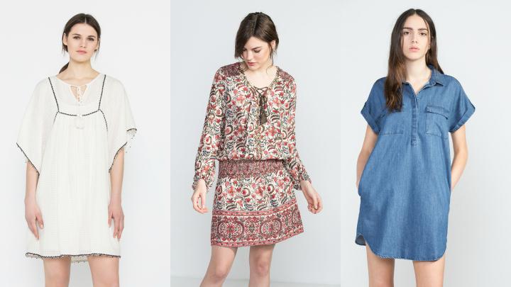 cortefiel primavera vestidos1